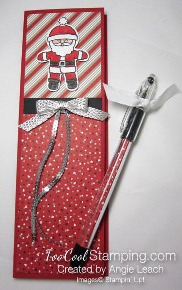 Cookie Cutter Santa List 5