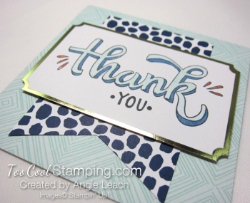 Color Me Happy Projects - thank you 2