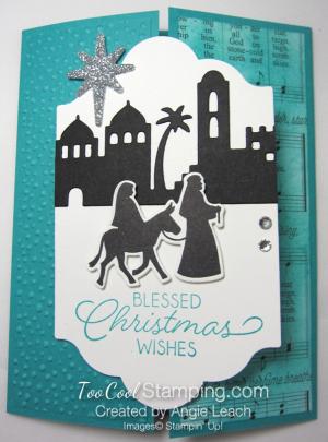 Night In Bethlehem gate fold - bermuda