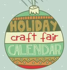 Holiday craft fair graphic