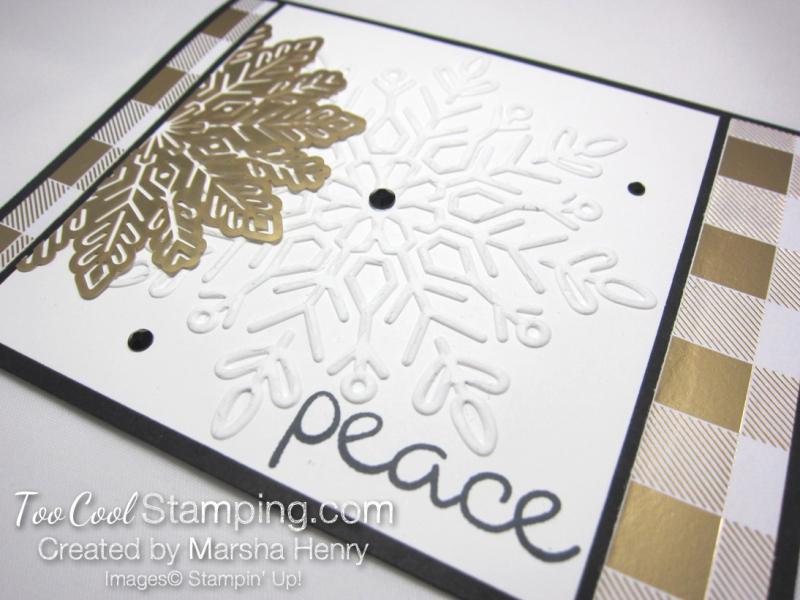 Marsha - peace & winter wonder 2