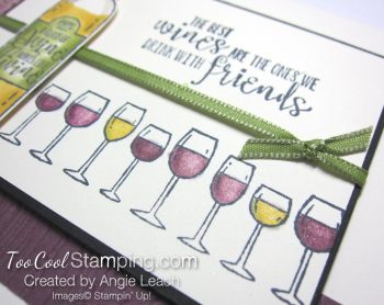 Wine & friends cards - with friends 4