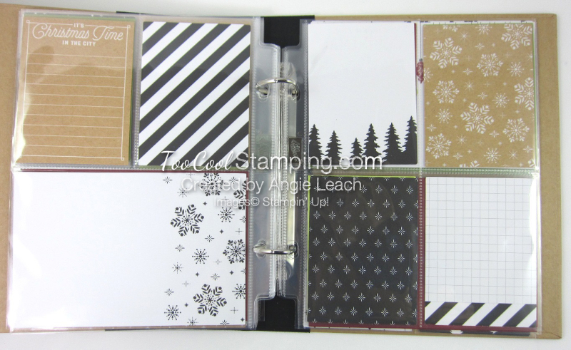 NSCC Scrapbook - Layout A