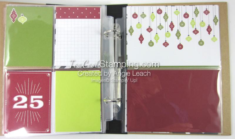 NSCC Scrapbook - Layout B