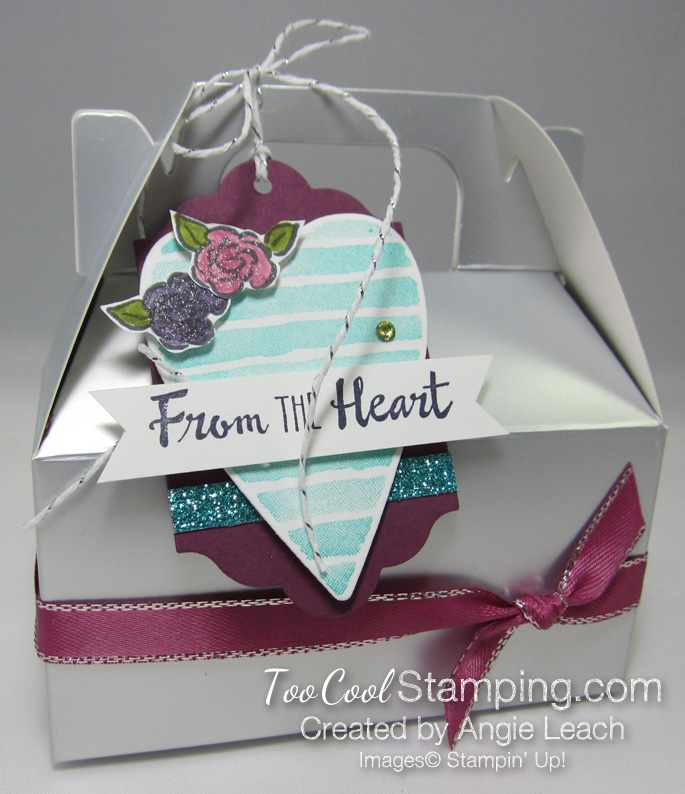 From the heart gable box