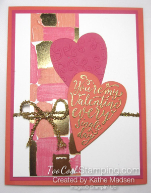 Painted with love Valentine's cards - kathe 1