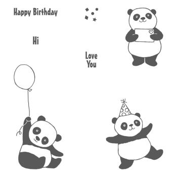 Party pandas 147221G