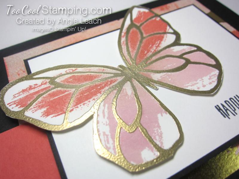 Beautiful Day Work of Art Butterfly - powder 3