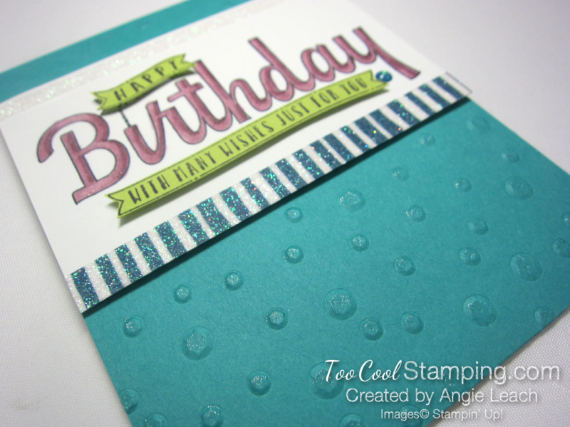 Birthday wishes for you sequins - bermuda 2