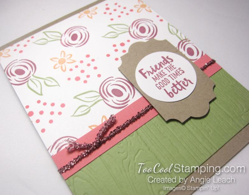 Perennial birthday blooms - pinks 2