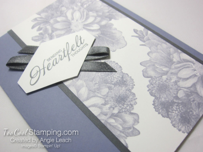 Heartfelt tailored tag - wisteria 2