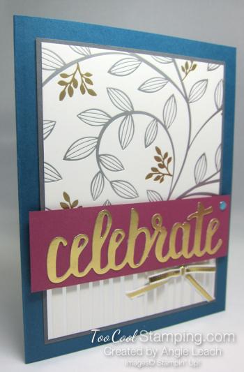 Celebrate springtime foils - dapper