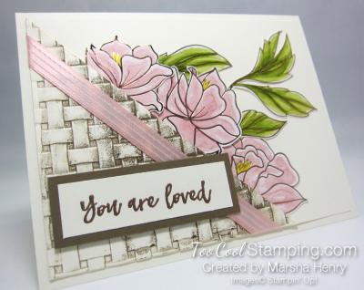 Marsha - springtime foils loved