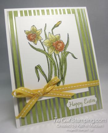 Kathe - youre inspiring daffodil