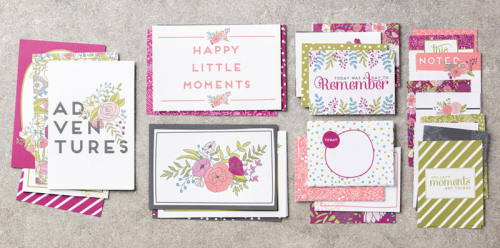 Sweet soiree card pack 147353G