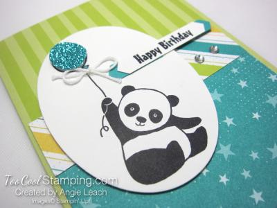 Party panda tutti frutti - lemon lime twist 2