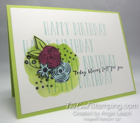 Perennial birthday happy birthday