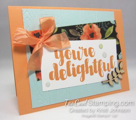 Whole lotta lovely youre delightful - kristi johnson