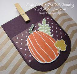 Fall Fest - 1 blackberry pumpkin