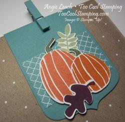 Fall Fest - 6 lagoon pumpkins