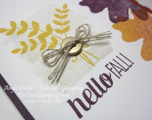 Oak leaf border - hello fall3