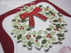 Wondrous wreath top note - cherry 2