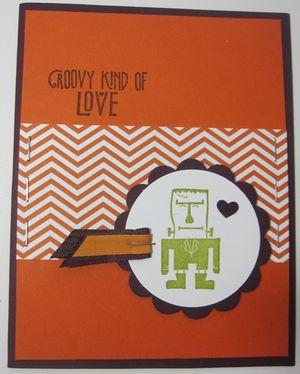 Hallo - groovy love