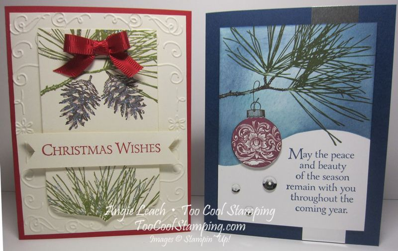 Ctc ornamental pine - two cool