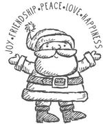 Get your santa on 135761G - santa
