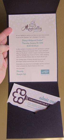 Magic invitation 2