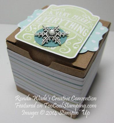 Ronda - all is calm tiny treat box copy