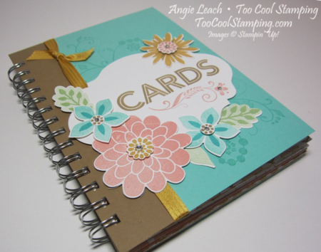 Card organizer - too cool 5