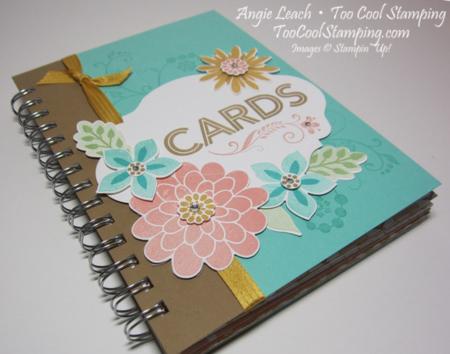 Card organizer - too cool 5