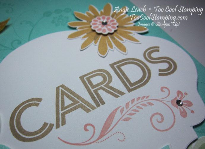 Card organizer - too cool 4