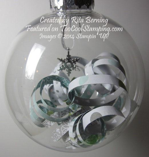 Rita - all is calm glass ornament 2 copy