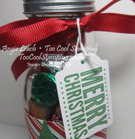 Neighbors gift - candy jars 5
