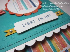 Light up scallop circle - 3