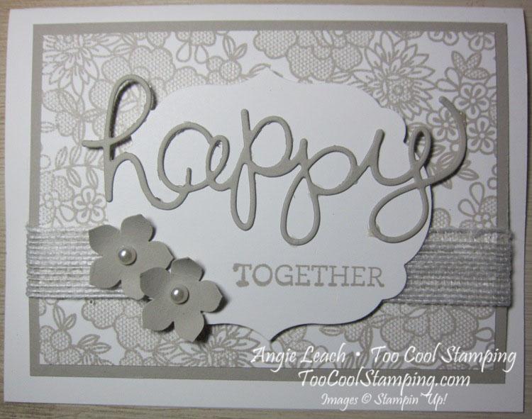 Something borrowed - happy together