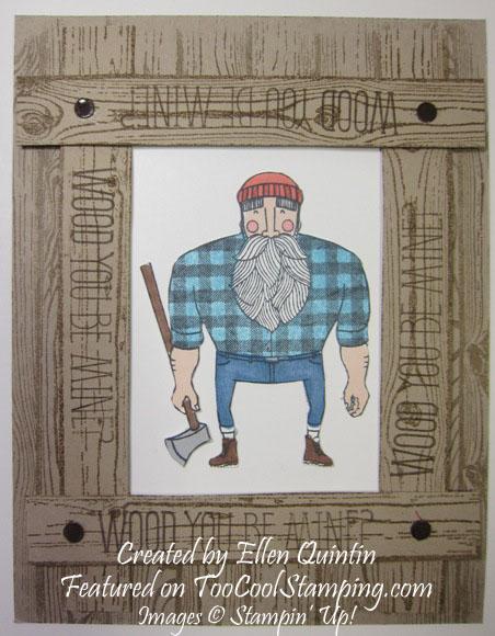 Wood you be mine with slat frame copy