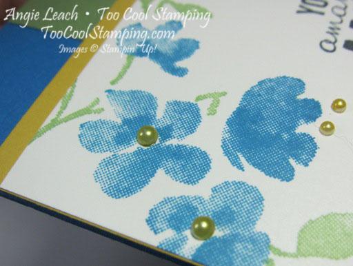 Painted petals diorama - pacific 6