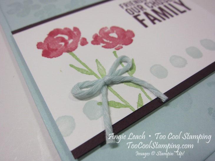 Soft sky roses - family 2