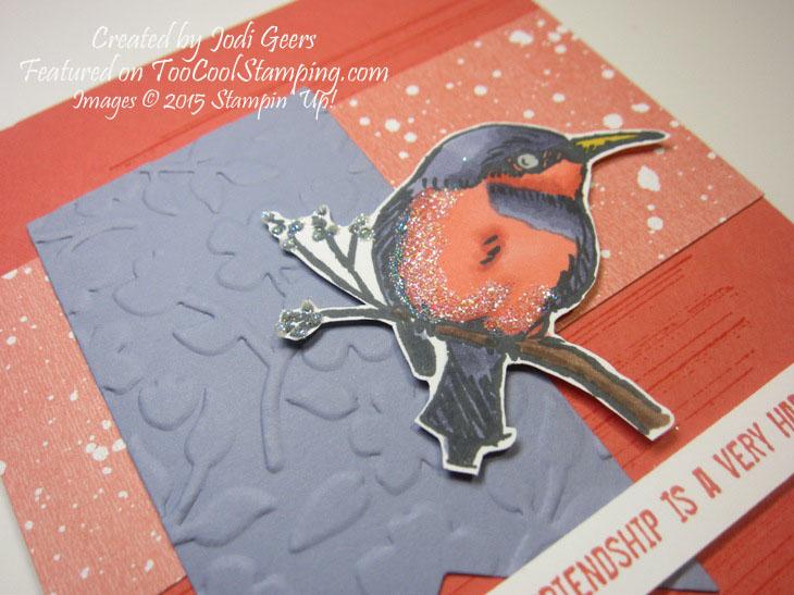 Jodi - a happy thing birdie 2 copy