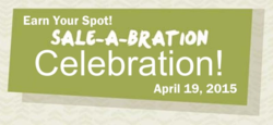 SAB Celebration - Earn Your Spot