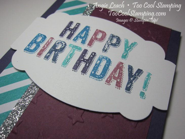 Birthday surprise - second 2