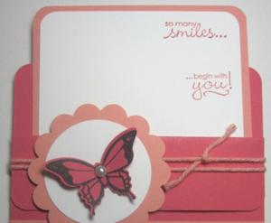Perfection pocket card - slush 4