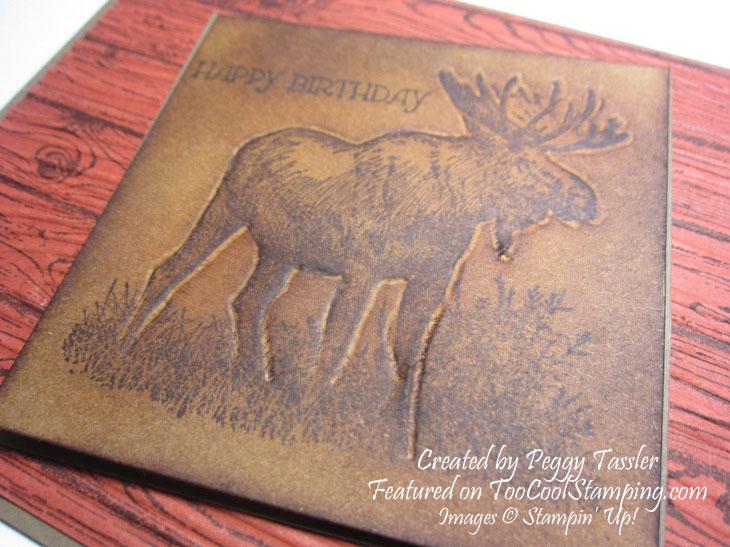 Peggy - faux leather moose swap woodgrain 2 copy