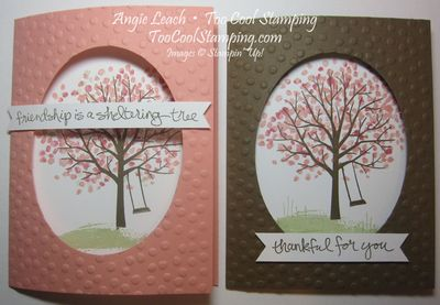 Sheltering tree tri-fold - two cool