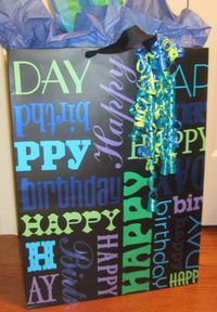 Gift bag 002
