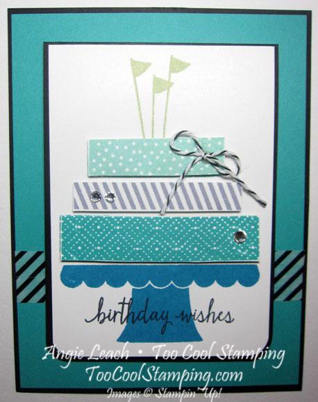 Build a birthday masculine - bermuda