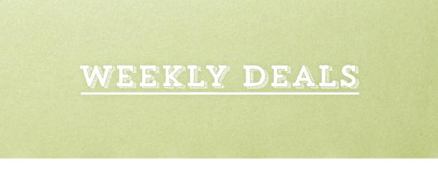 Weekly deals 2015 logo